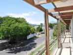 Vilaroux view from balconies