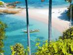 Yanui Beach is Fabulous for Snorkelling