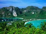 The Incomparable Beautiful Phi Phi Islands