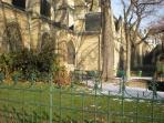 Eglise de saint MEDARD