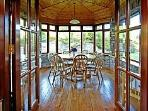 Conservatory-dining room