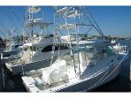 The Pompano Beach fishing fleet is available for charters, or come buy fresh fish off their boats