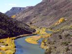 The Rio Grande offers world-class rafting and kayaking.
