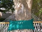 R & R hammock pillow