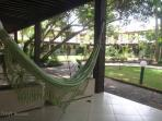 The Porch & Hammock