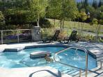 True Slopeside Hot Tub