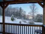 Winter time at Country Manor Acres