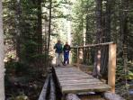 Continental Divide Trail to Boss Lake