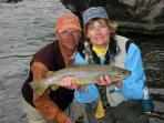 Guided float trip - big fish!