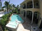 Beautiful south Florida estate with huge pool, hot tub, water views, yacht available!