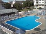 Outdoor Pool at Ocean Front 1