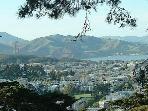 Buena Vista Park. 15 min walk to see nice view.