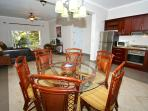 Large Fully Equipped Kitchen And Dining