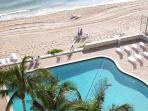 Oceanfront Heated Pool With Tiki Bar Serving Breakfast, Lunch & Dinner Poolside.