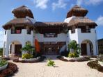 Casa Que Canta from the Ocean -