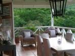 veranda dining-roon