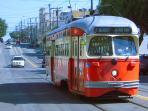 J Church Streetcar