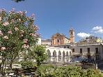 Nearby city of Sulmona