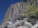 You can hike to Devil's Postpile