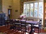 Dining is Special on our Renaissance Refectory Table