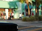 Village of Siesta Key is less than a mile away, and an easy 15 to 20 minute stroll.
