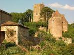 The Castle at Brançion