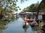 Khao Tao fishing village