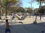 Beachfront Playground