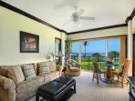 Oceanfront G206 Living Room