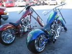 Custom Bikes At Coco Beach