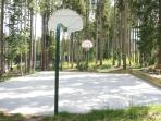 Wolf Park Basketball Court