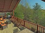 Secluded Setting!  Huge Covered Porch!