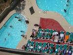 Partial Pool areas