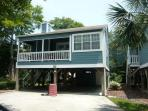 Vacation Rental with Pool on Shore Drive, Great Location Near Ocean in Myrtle Beach SC