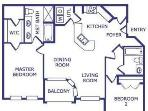Your Condo Floor Plan