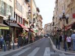 view corner Rue de France / Rue Meyerbeer