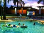 Solana Resort Movie * Swim Night