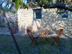 La Restanque (mazet = little stones'house)