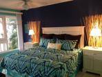 2nd Bedroom with King and Oceanview