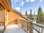 Cedars Townhomes Balcony Ski-in/Ski-Out Breckenridge Lodging