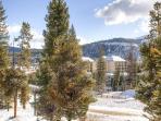 Cedars Townhomes View of Quicksilver Ski-in/Ski-Out Breckenridge