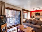 Inner Circle Living Room Breckenridge Lodging Vacation Rentals