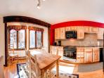 Inner Circle Kitchen Breckenridge Lodging Vacation Rentals