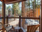 Inner Circle Balcony Breckenridge Lodging Vacation Rentals