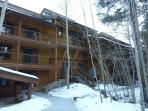 Inner Circle Condo in Winter Breckenridge Lodging Vacation Renta