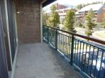 Trails End 5th Floor Balcony Ski-in/Ski-out Breckenridge Lodging