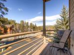 WIldwood Suites Balcony Ski-in Breckenridge Lodging