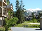 WIldwood Suites in Summer Ski-in Breckenridge Lodging