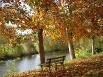 Le Loir in Autumn
