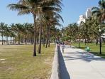 Ocean Drive Bike Path
